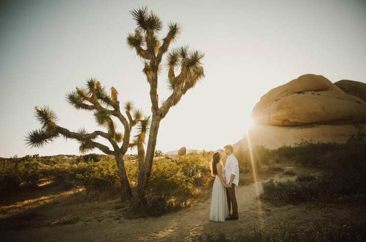 Top 10 Engagement And Wedding Photographers In Arizona - Jane in the Woods