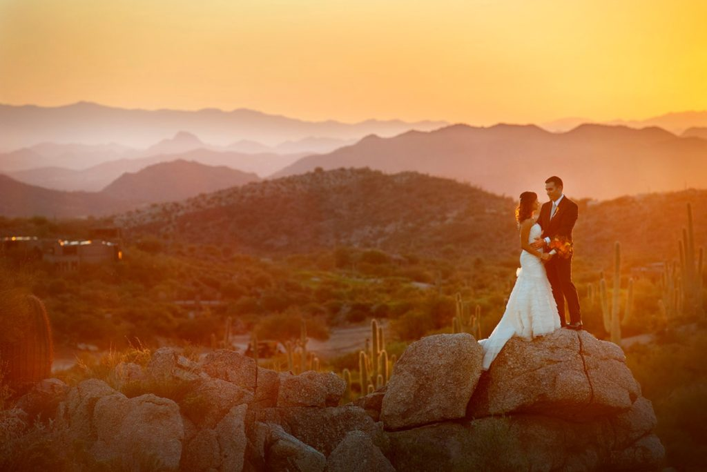 Top 10 Engagement And Wedding Photographers In Arizona - Laura Segall Photography